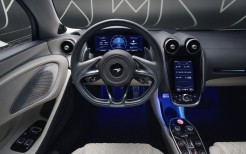 McLaren GT by MSO 2019 5K Interior