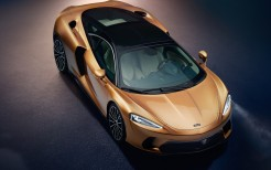 McLaren GT Superlight 2019 4K 8K