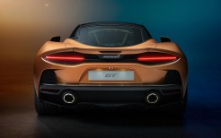 McLaren GT Superlight 2019 4K 8K 4