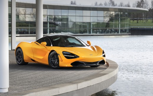 McLaren MSO 720S Spa 68 Collection 2019 4K