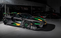 McLaren Senna XP The Home Victory 2019 4K 8K