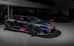 McLaren Senna XP The Lap of Gods 2019 4K 8K