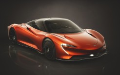 McLaren Speedtail Astral 2019 4K 5K