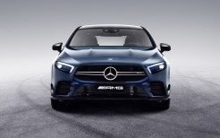 Mercedes-AMG A 35 L 4MATIC 2019 4K