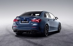 Mercedes-AMG A 35 L 4MATIC 2019 4K 2