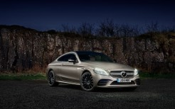 Mercedes-AMG C 43 4MATIC Coupe 2019 4K 2