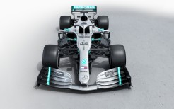 Mercedes-AMG F1 W10 EQ Power 2019 4K