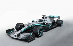 Mercedes-AMG F1 W10 EQ Power 2019 4K 2