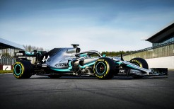 Mercedes-AMG F1 W10 EQ Power 2019 5K