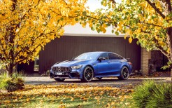 Mercedes-AMG GT 63 S 4MATIC 4-Door Coupe 2019 4K