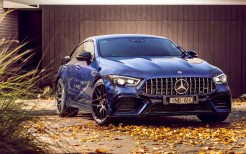 Mercedes-AMG GT 63 S 4MATIC 4-Door Coupe 2019 4K 2