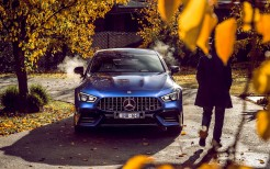 Mercedes-AMG GT 63 S 4MATIC 4-Door Coupe 2019 4K 4