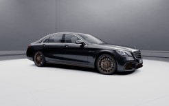 Mercedes-AMG S 65 Final Edition 2019 4K