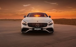 Mercedes Benz B63 S Coupe 4K