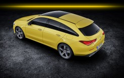 Mercedes-Benz CLA-Klasse Shooting Brake 2019 5K 2