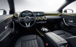 Mercedes-Benz CLA-Klasse Shooting Brake 2019 5K Interior