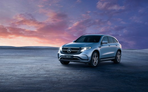 Mercedes-Benz EQC 400 4MATIC 2019
