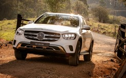 Mercedes-Benz GLC 220 d 4MATIC 2019 4K
