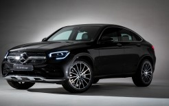 Mercedes-Benz GLC 300 4MATIC AMG Line Coupe Latam 2019 4K