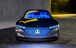 Mercedes-Benz Vision EQS 2019 4K 5