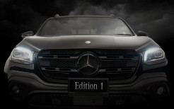 Mercedes-Benz X 350 d 4MATIC Power Edition 1 2019 4K