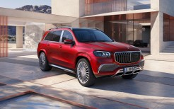 Mercedes-Maybach GLS 600 4MATIC 2020 4K