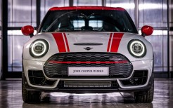 MINI John Cooper Works Clubman 2019 4K