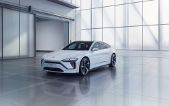 NIO ET Preview Electric Sedan 2019 4K