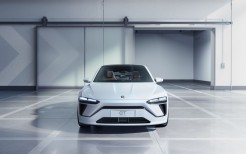 NIO ET Preview Electric Sedan 2019 5K