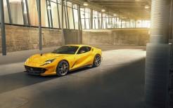 Novitec Ferrari 812 Superfast 2019 4K 8K 4