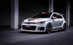 Oettinger Volkswagen Golf GTI TCR Germany Street 2019
