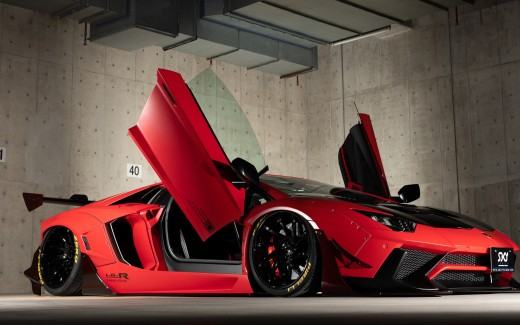 Performance Lamborghini Aventador Limited Edition 5K