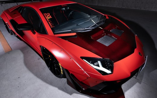 Performance Lamborghini Aventador Limited Edition 5K 2