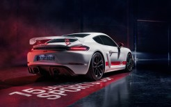 Porsche 718 Cayman GT4 Sports Cup Edition 2019 4K 2