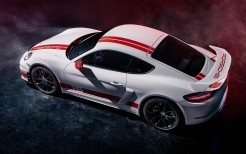 Porsche 718 Cayman GT4 Sports Cup Edition 2019 4K 3