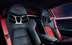 Porsche 718 Cayman GT4 Sports Cup Edition 2019 4K Interior