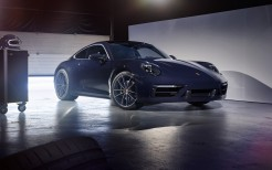 Porsche 911 Carrera 4S Belgian Legend Edition 2019 4K