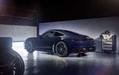 Porsche 911 Carrera 4S Belgian Legend Edition 2019 4K 2