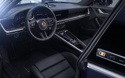 Porsche 911 Carrera 4S Belgian Legend Edition 2019 4K Interior