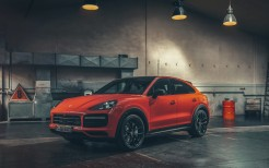 Porsche Cayenne Turbo Coupé 2019 (6)