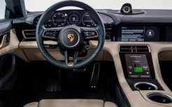 Porsche Taycan Turbo 2019 Interior 4K