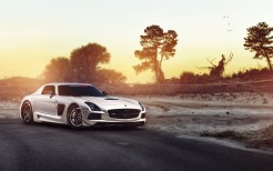 Renntech Mercedes-Benz SLS Black Series 4K