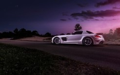 Renntech Mercedes-Benz SLS Black Series 4K 2