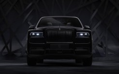 Rolls-Royce Cullinan Black Badge 2019 4K 8K