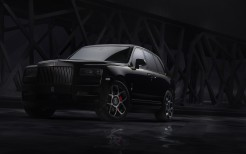 Rolls-Royce Cullinan Black Badge 2019 4K 8K 2