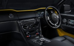Rolls-Royce Cullinan Black Badge 2019 4K Interior