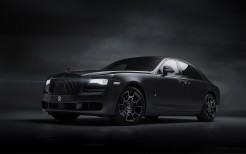 Rolls-Royce Ghost Black Badge 2019 5K