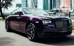 Rolls-Royce Wraith Black and Bright 2019 5K