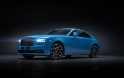 Rolls-Royce Wraith Black Badge 2019 5K