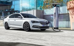 Skoda Superb iV 2019 5K 2